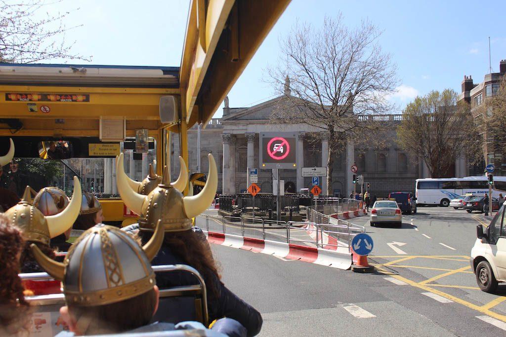 Dublin als een viking ontdekken.