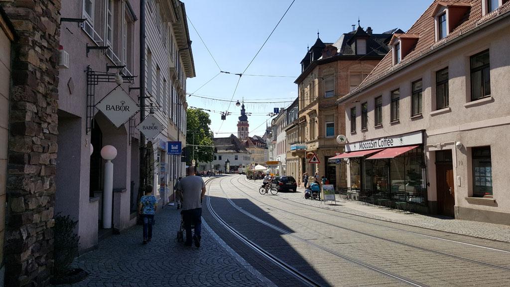 Karlsruhe is een super leuke stad om met kinderen te ontdekken.