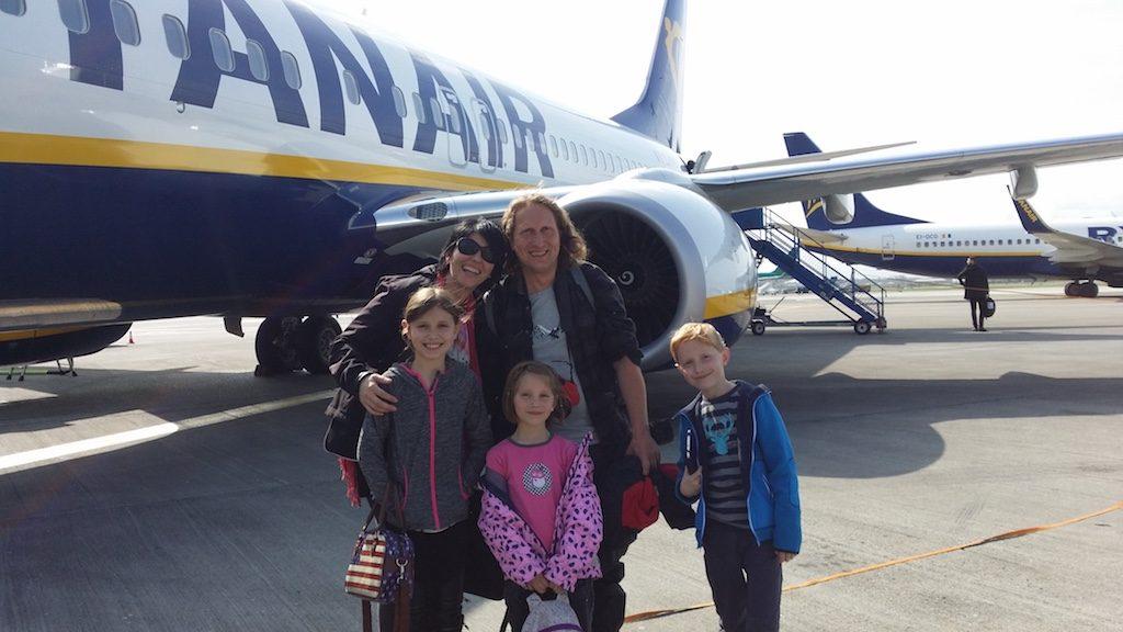 Met Ryanair vlieg je voordelig naar Ierland. Hoe eerder je boekt, hoe goedkoper de tickets zijn.