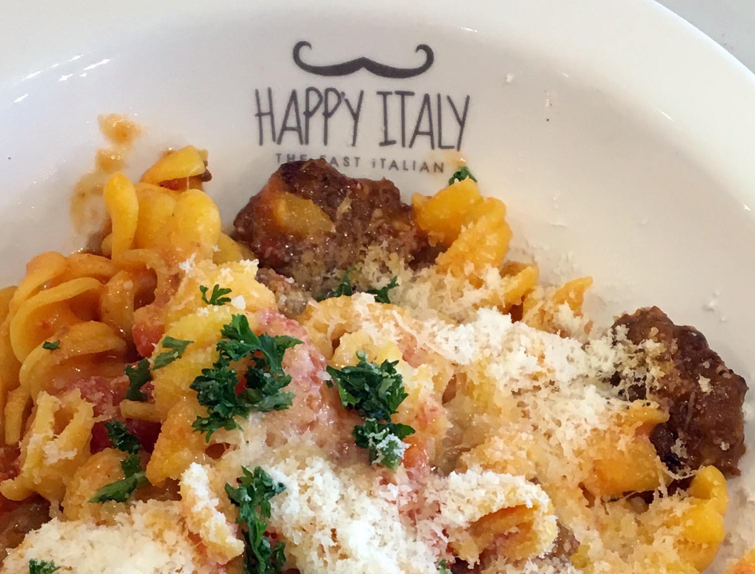 Happy Italy: goedkoop en lekker uit eten met kinderen