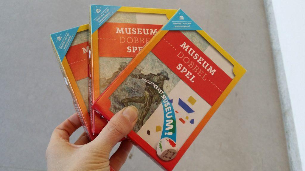 Een aanrader; het Museumspel.