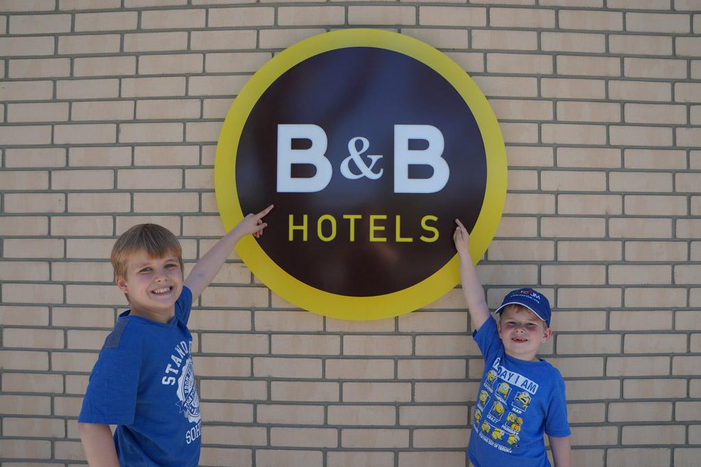 De Bram & Boris hotelketen.