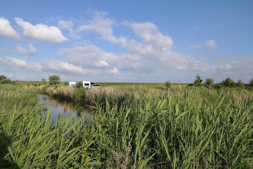 Kamperen bij Landal Esonstad is genieten van een prachtig gelegen kampeerterrein.