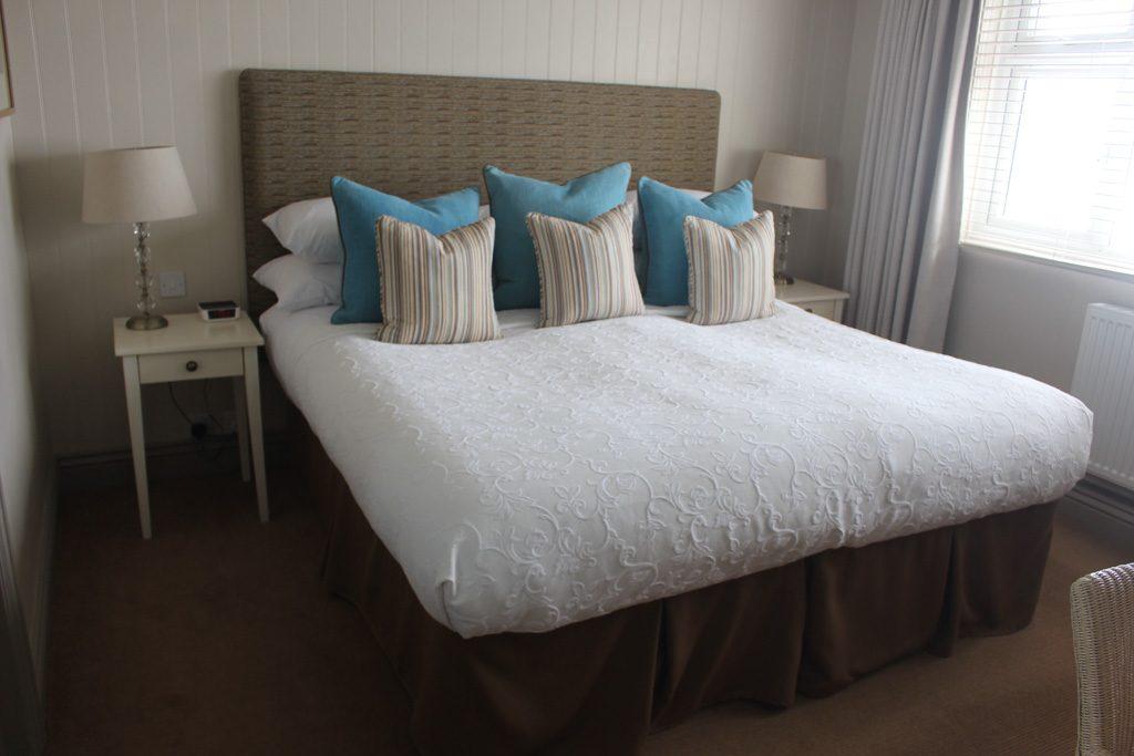De Engelsen houden van grote bedden.