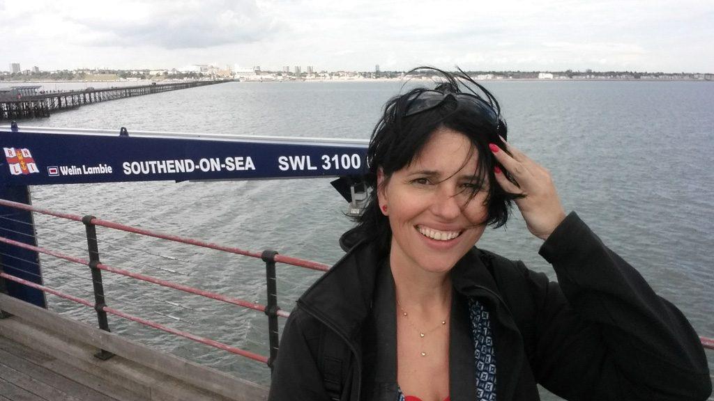 Ik ga op onderzoek uit of Southend on Sea leuk is om met kinderen te bezoeken.