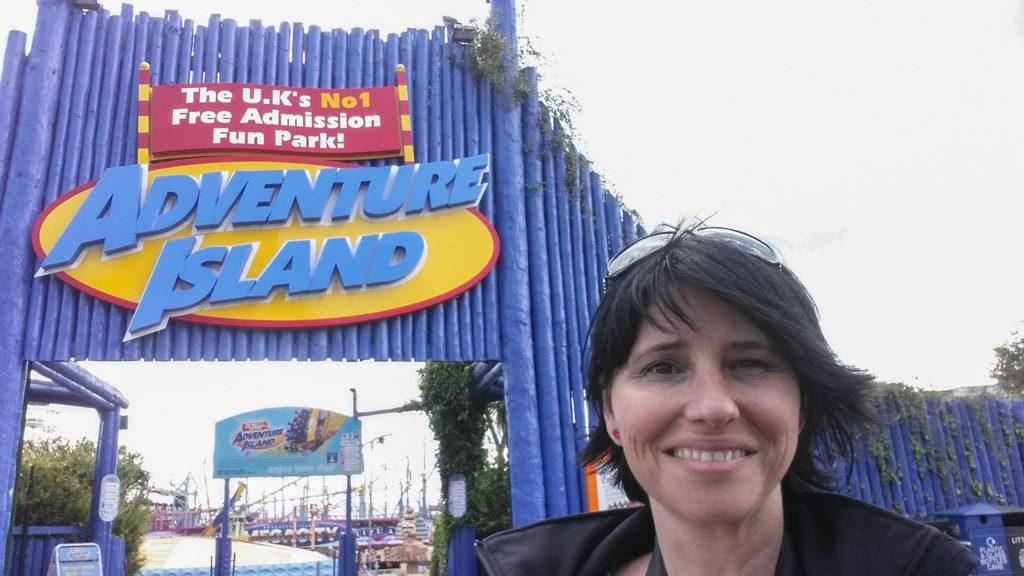 De place to be voor gezinnen in Southend on Sea: Adventure Island.