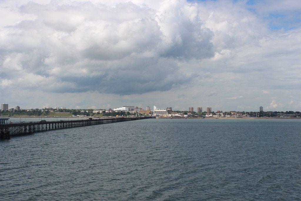 De langste pier ter wereld.