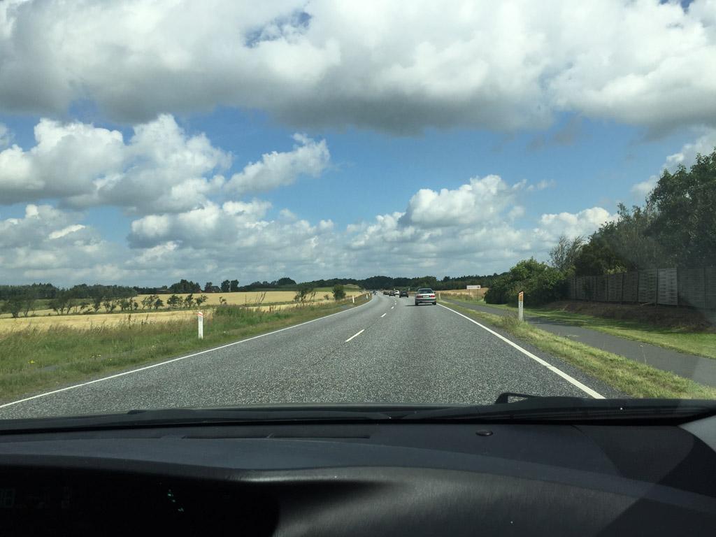 Denemarken saai? Ga eens de snelweg af, dan verander je van gedachten.