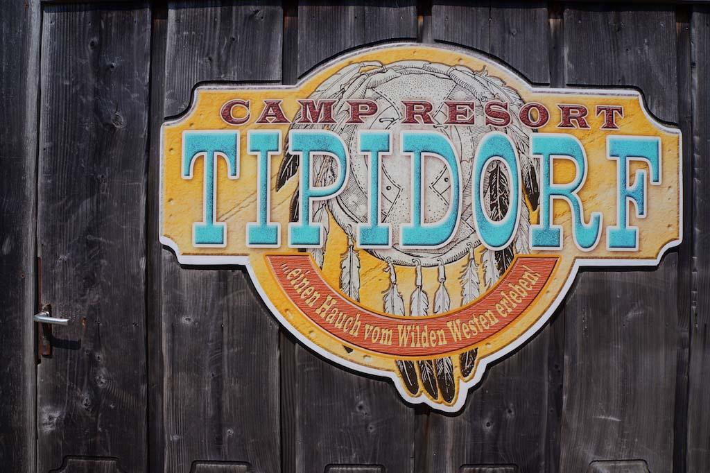 Welkom in het Tipidorp in Europapark.