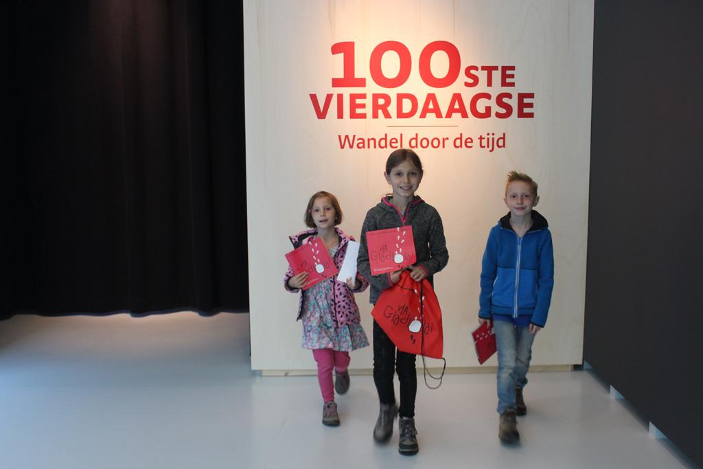 De 100ste verjaardag van de Nijmeegse Vierdaagse wordt ook in Museum Het Valkhof gevierd.