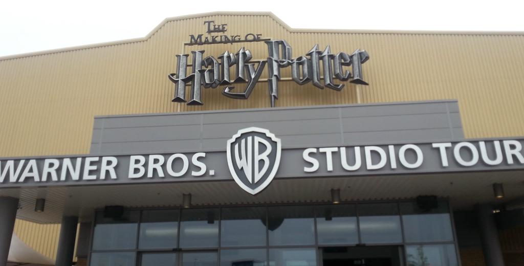 Welkom bij de Harry Potter Studio in Londen.
