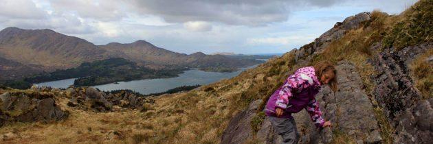 Hiken in Ierland met kinderen: top 3 mooiste wandelingen