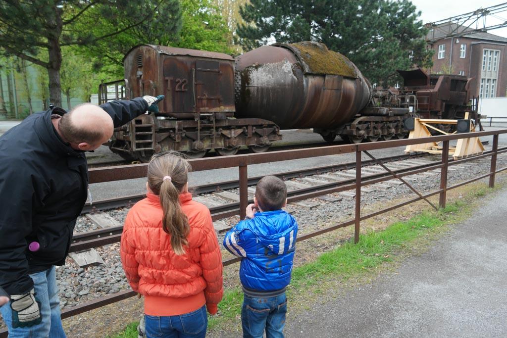 De oude trein die we goed moeten onthouden.