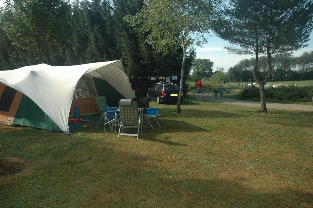 Camping Beauregard.
