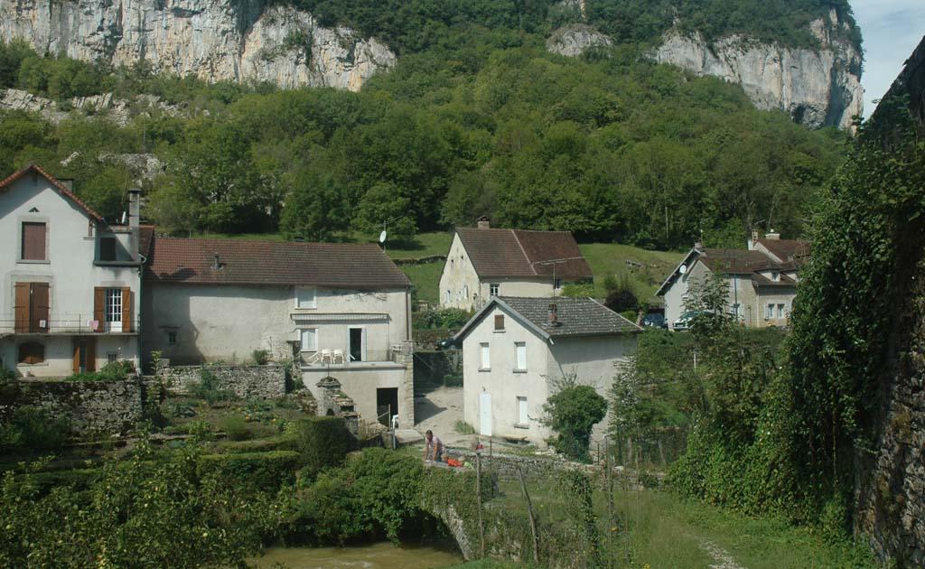 Mooie dorpjes.