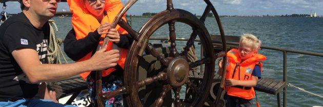 Oer Hollands eropuit in Laag Holland met kinderen: Marken, Volendam en meer