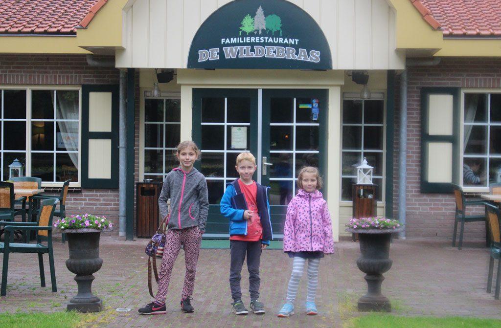 Aanrader dit gezellige familierestaurant De Wildebras.