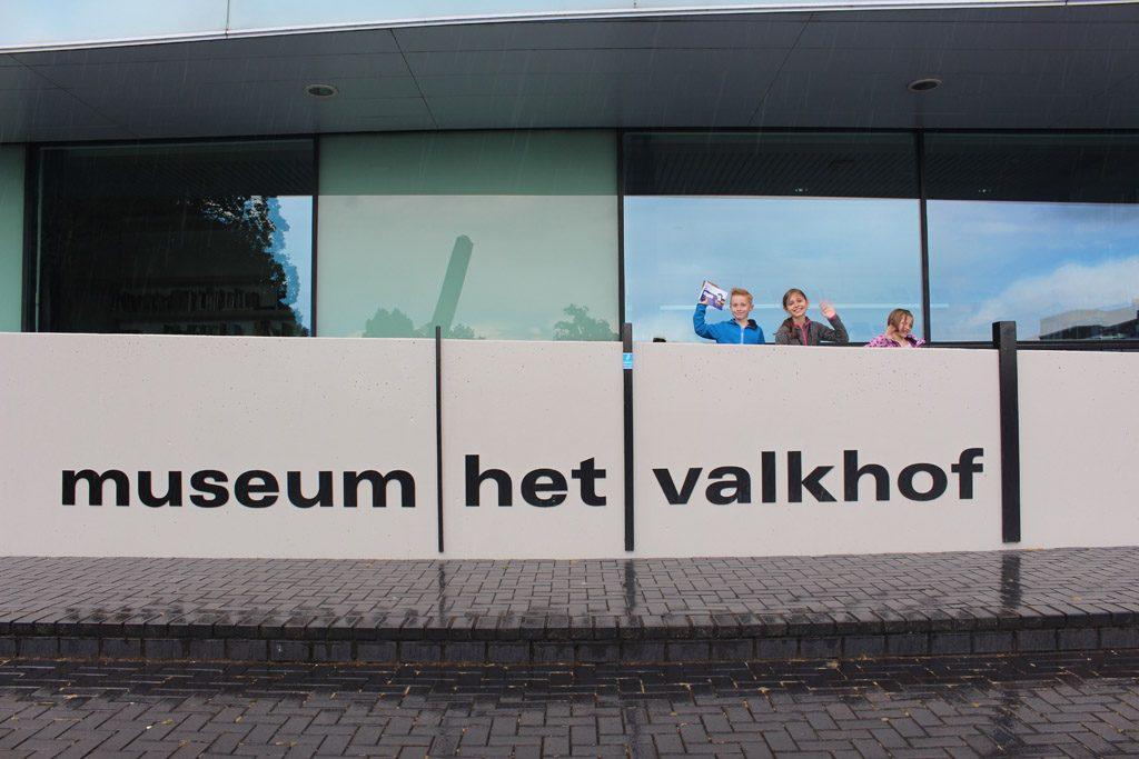 Nog even het museum bezoeken.