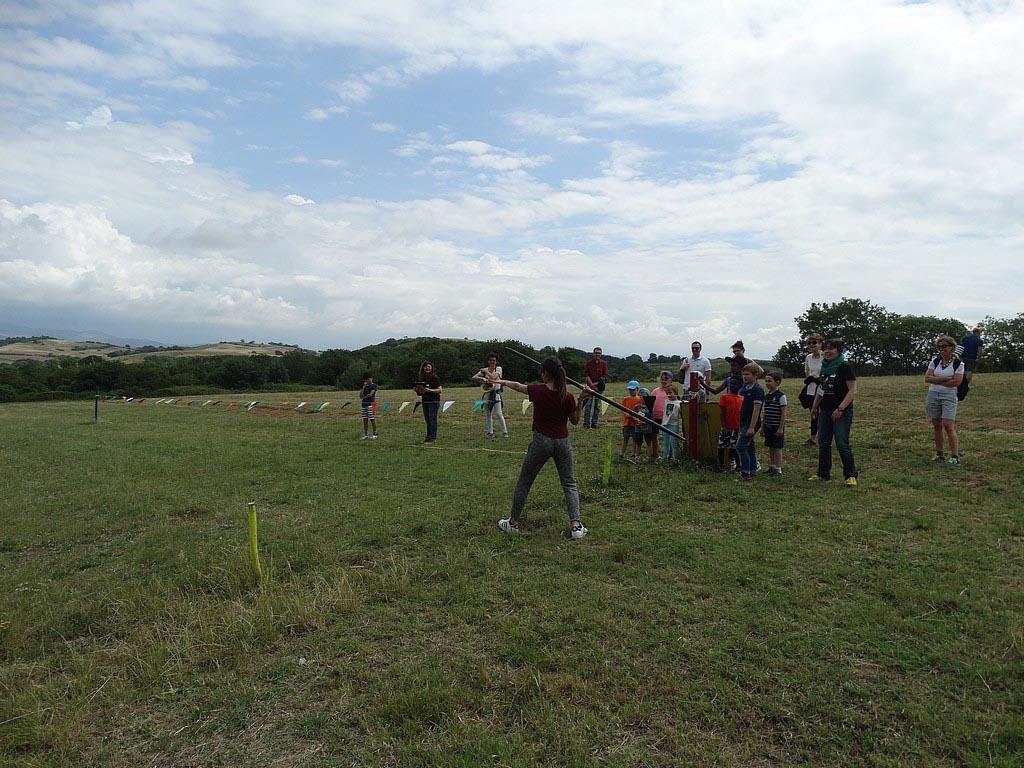 Activiteiten voor kinderen bij Baratti.