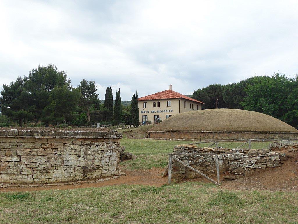 Archeologisch park Baratti.