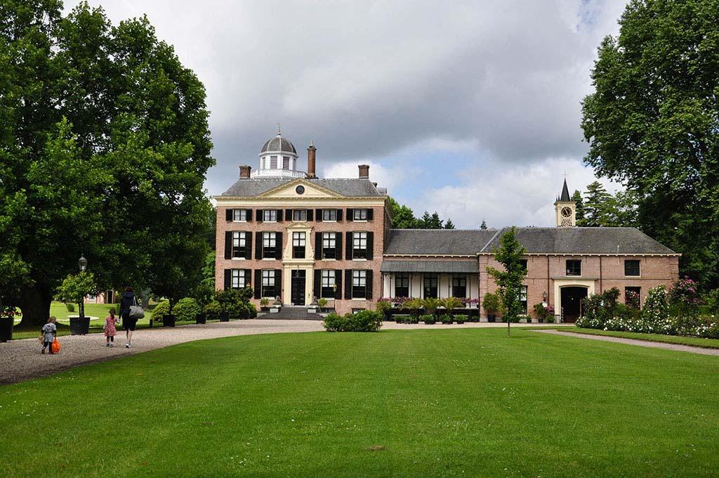 Na ruim 20 jaar weer terug op Landgoed Rosendael.