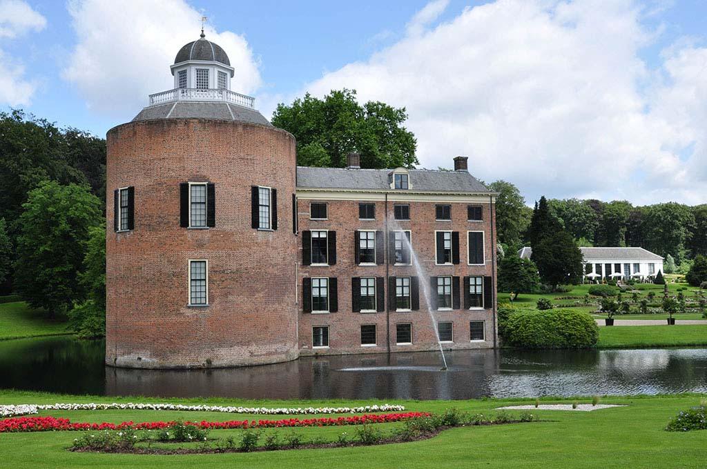 Park Rosendaal is een van de oudste parken van ons land.