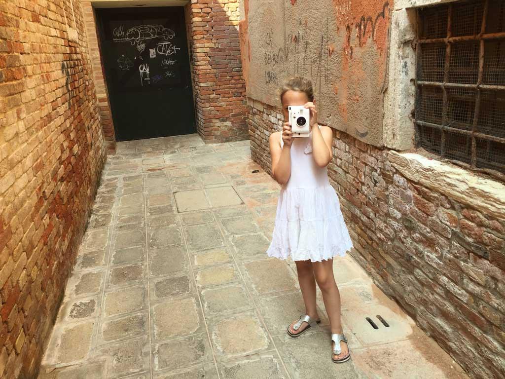 In Venetië is genoeg moois om vast te leggen.
