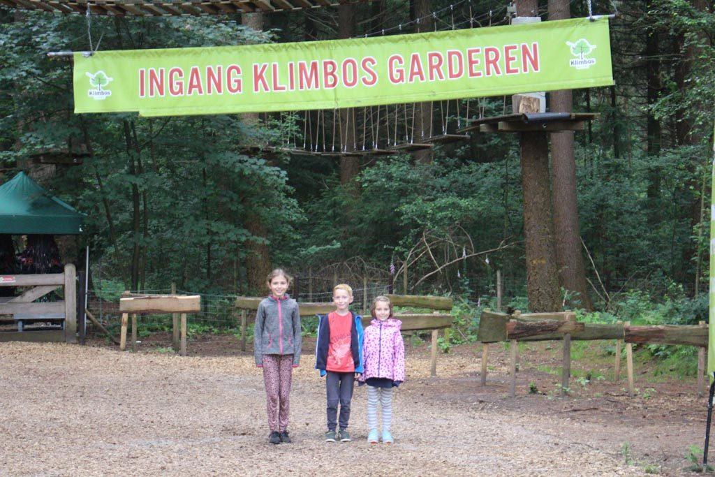 Wij gaan klimbos Garderen testen voor Kidseropuit!