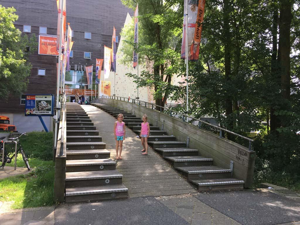 De Uithof in Den Haag, we zijn er!