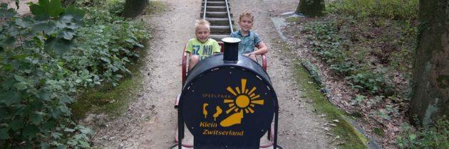 Speelpark Klein-Zwitserland, speelparadijs in het bos