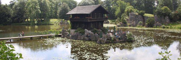 Wildpark Anholter Schweiz: een groene oase net over de grens
