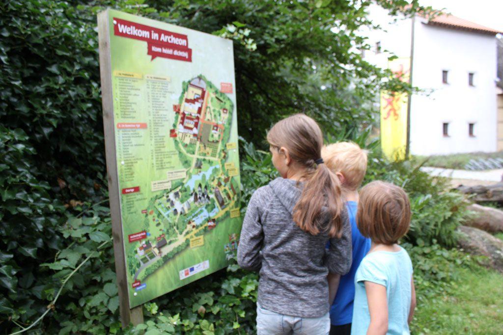 Wat is er allemaal te zien en te doen in museumpark Archeon?