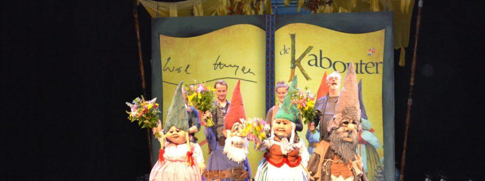 Theatervoorstelling: De Kabouter van Theater Terra