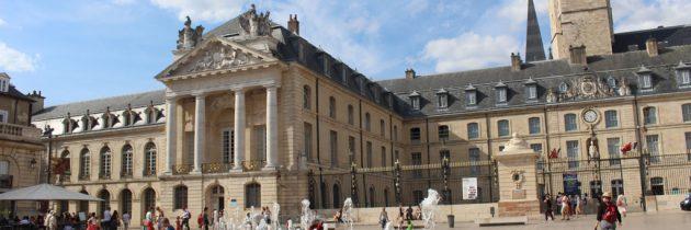 Dijon met kinderen; veel meer dan een overnachtingsplaats
