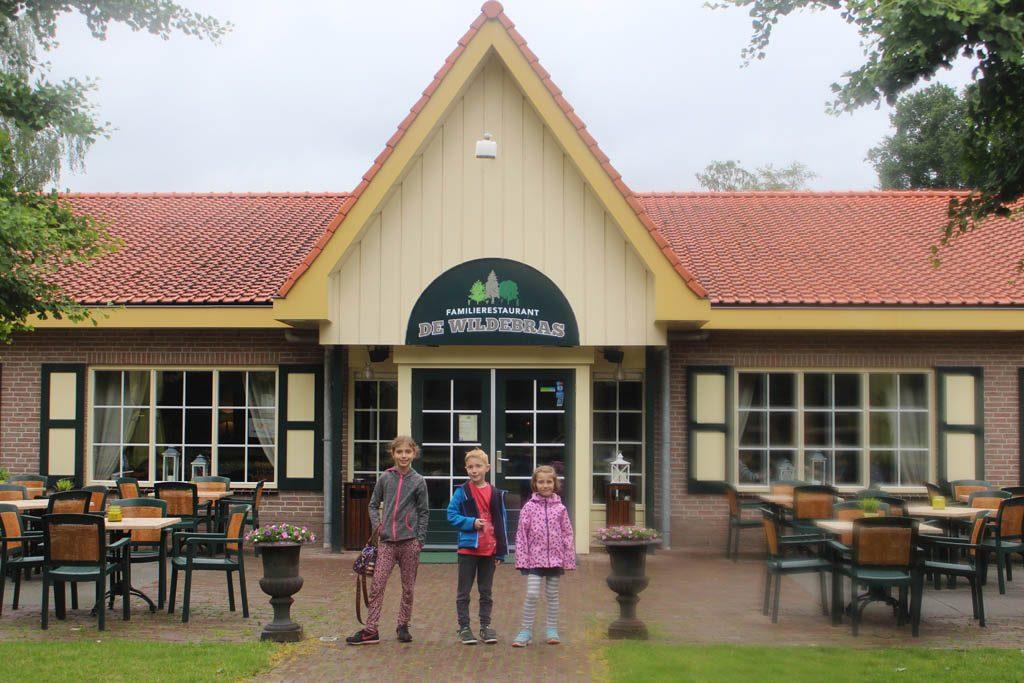 Familierestaurant De Wildebras in Garderen.