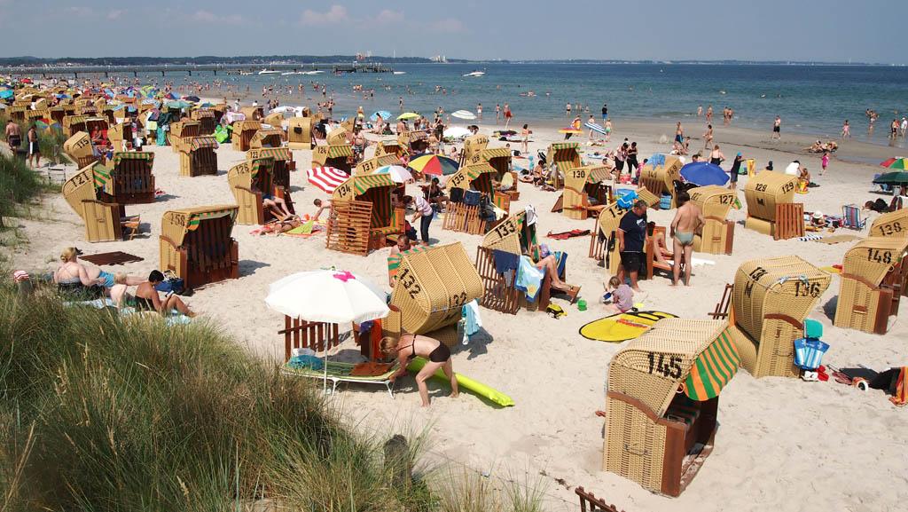 Een stedentrip Duitsland met kinderen kan je in Travemunde en Lubeck goed combineren met het strand.