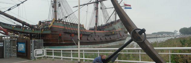 Terug naar de VOC-tijd bij de Bataviawerf in Lelystad