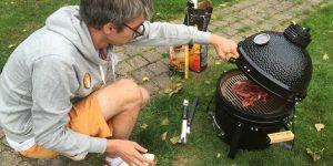 Net als in Campinglife: met een buitenkeuken op vakantie!
