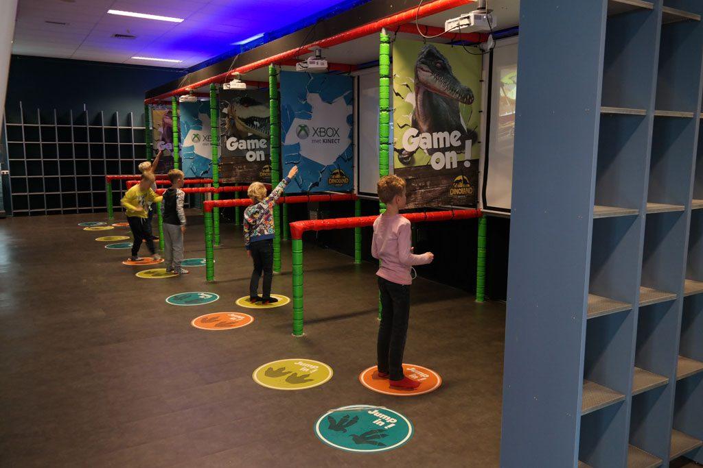 Spannende interactieve computerspellen voor de oudere kinderen.