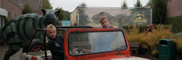 Dinoland in Zwolle: educatief speelpark voor actieve kids!