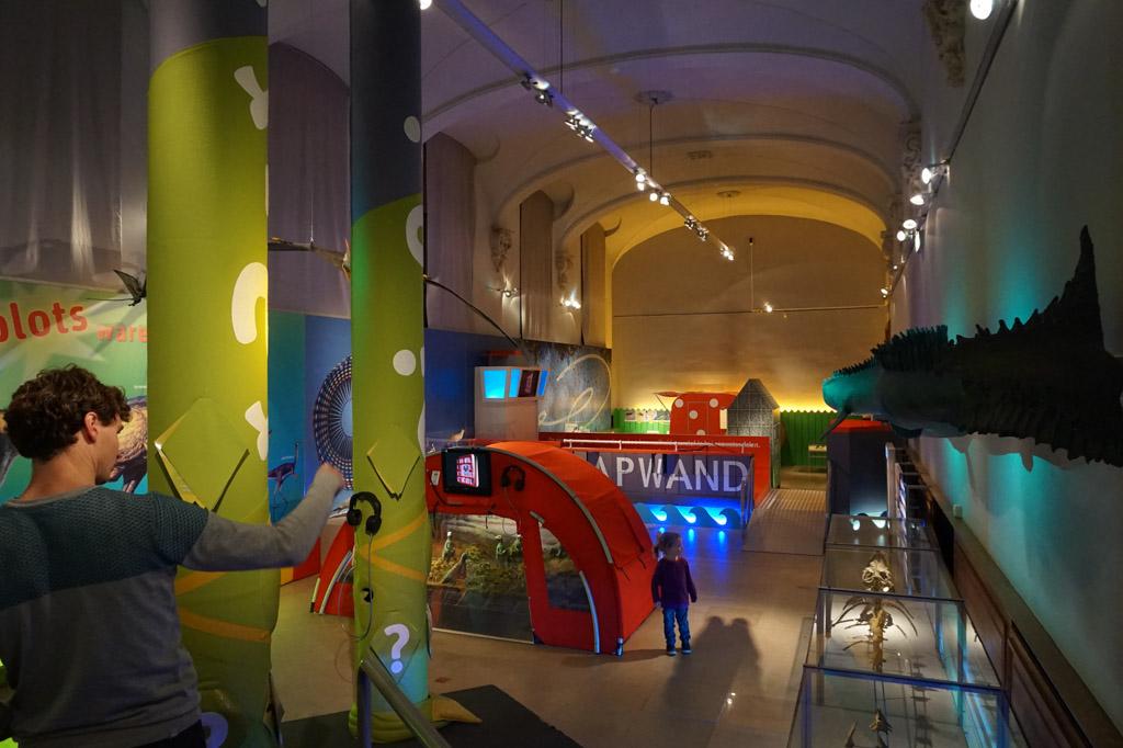 Wat is de Wereld van Kina een gaaf interactief museum