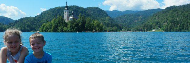 Het meer van Bled: varen op het bekendste meer van Slovenie