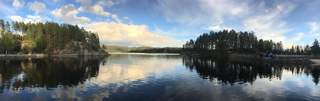 Naar deze mooie natuur in Zuid-Noorwegen keren we graag een keer terug.