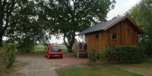 Glamping in de Regge Lodge: genieten van rust, natuur en alle voorzieningen op 't Mölke