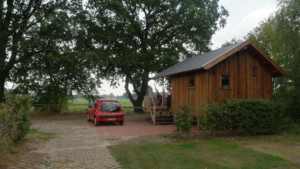 Onze Regge Lodge.