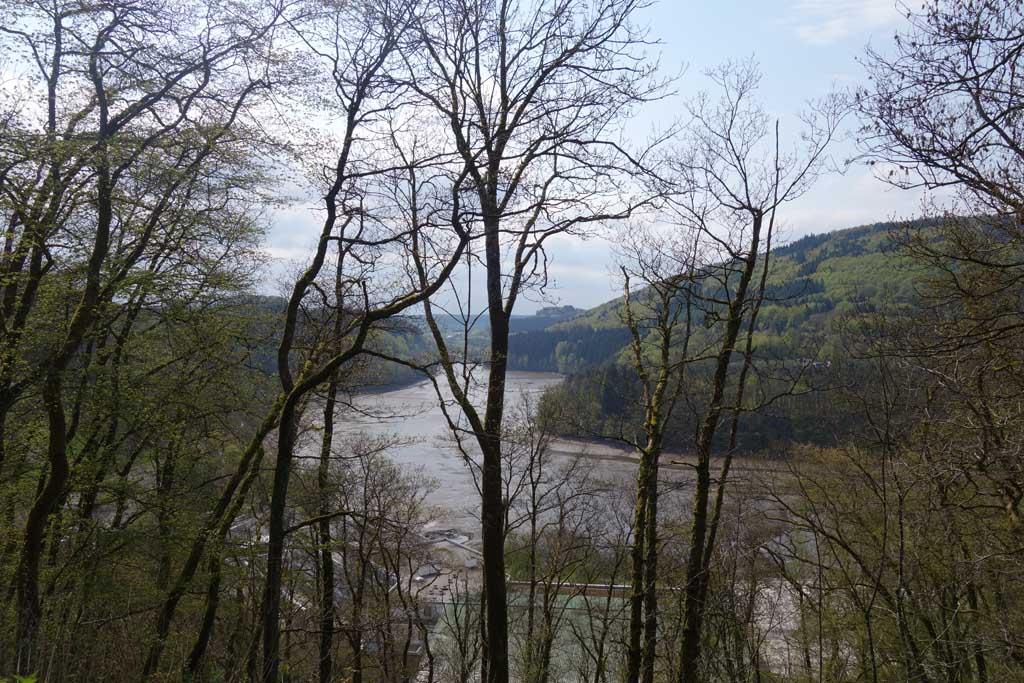 Heuvels, bossen en water. Dat is de Eifel.