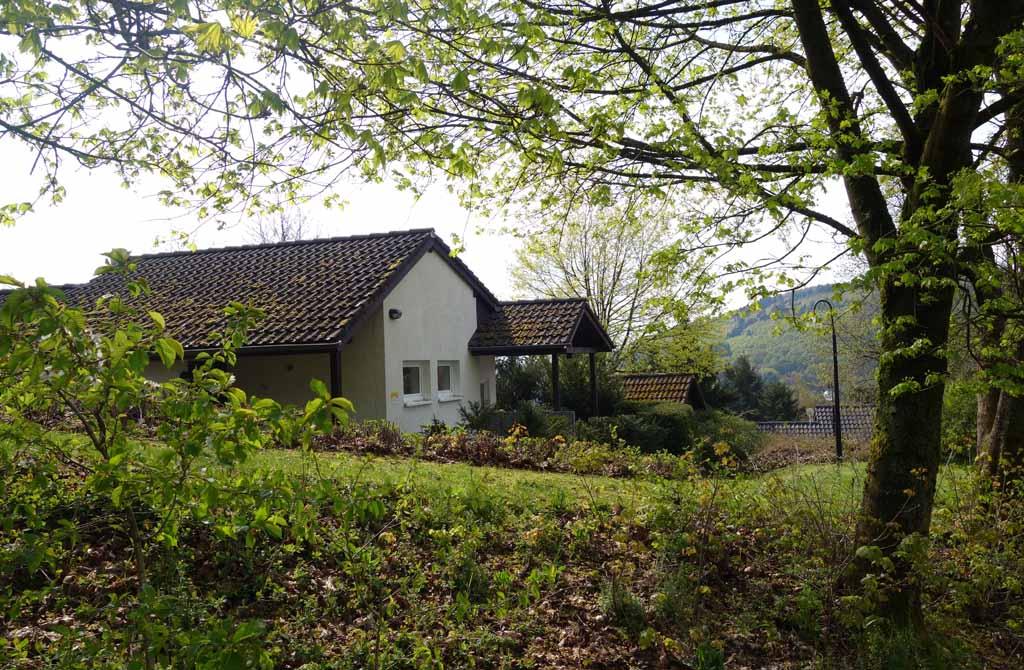 Ons vakantiehuisje in de Eifel.