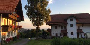 Schiesslhof: kindvriendelijke vakantiewoning op de boerderij in Beieren