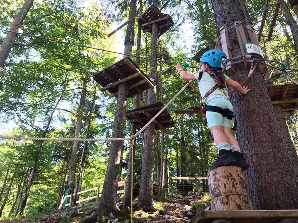Voor het eerst van je leven klimmen is heel spannend en leuk.