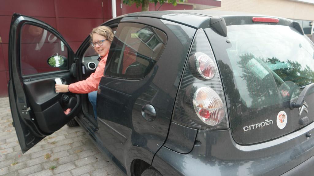 Ik ga de uitdaging aan: kan ik veiliger rijden?